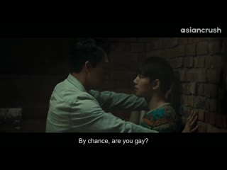 Two Korean actors begin an affair behind the scenes _ Clip from Method