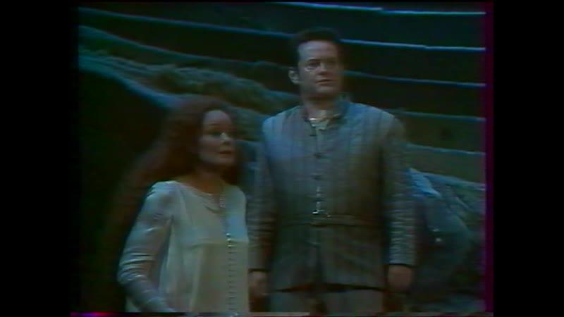 Вагнер - Тристан и Изольда / Wagner - Tristan und Isolde - Paris 1985 - act II