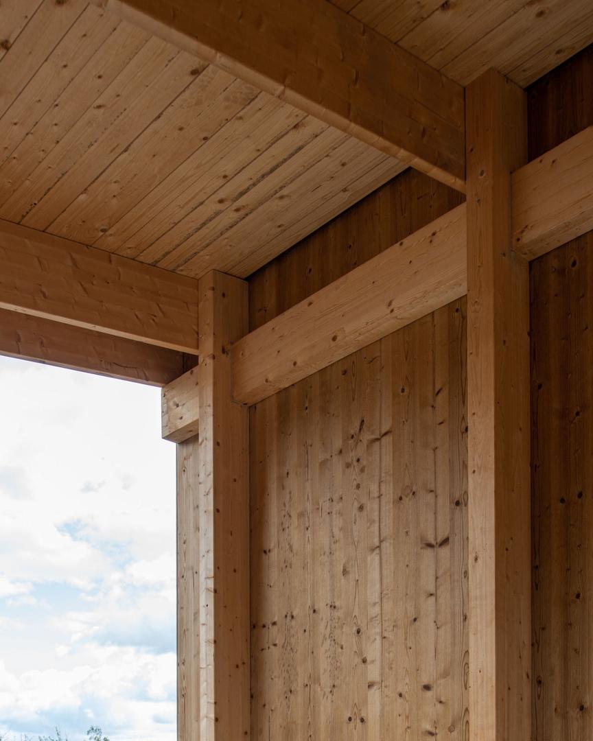 White Arkitekter - Wudd house,Sigtuna 2018