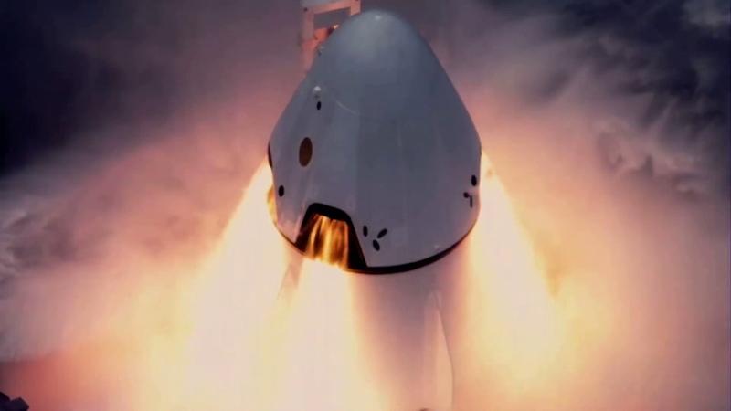 SpaceX's Falcon 9 Intro Crew Demo 1