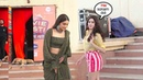 Sonam Kapoor IGNORES Sis'ter Jhanvi Kapoor During Manish Paul's New Show Shoot In Filmcity Studios