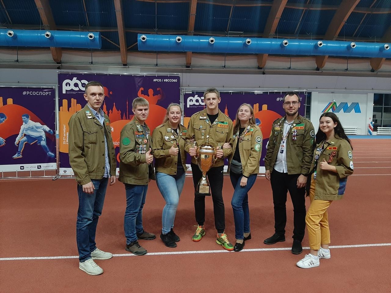 Всероссийский слёт студенческих отрядов — 2019, изображение №10