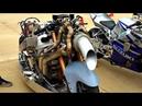 😈 Турбированные Монстры ❗ СуперЗаряженные Мотоциклы 💪