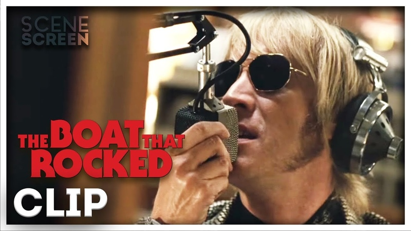 The Boat That Rocked | Broadcasts To The Nation | Rhys Ifans