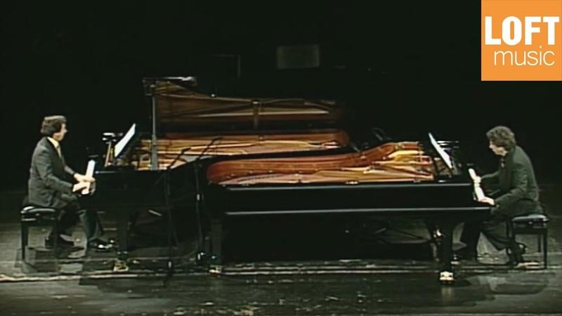 Paratore Brothers Stravinsky L'Adoration de la terre Le Sacrifice Sacre du Printemps