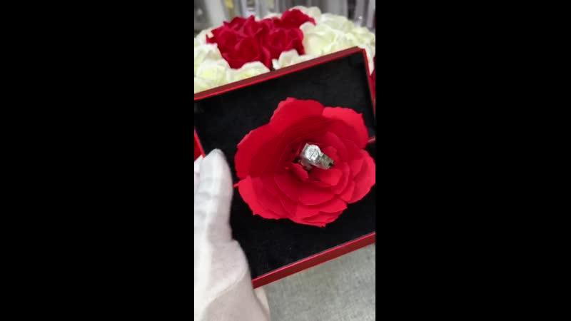Кольца Картье в Люксе Опт 218 Коробка 300р В наличии чёрные и красные