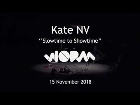 Kate NV Full Concert in UBIK November 15 2018 WORM