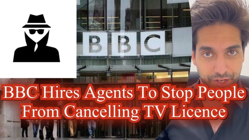 BBC Hires 800 Agents To FORCE Brits To Pay Licence Fee