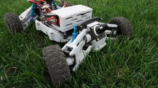3D Printed RC car V4 -- Tarmo4
