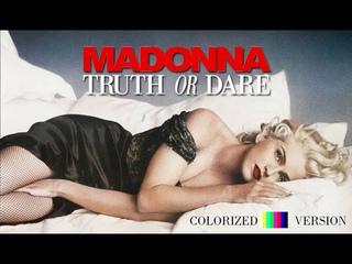 Madonna - Truth Or Dare - Colorized Version (full movie)