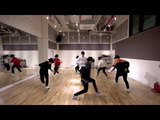 KANG DANIEL () - 'TOUCHIN' Dance Practice Mirrored