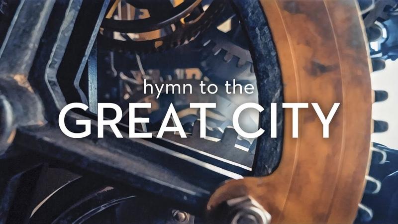 Timelab documentary: Hymn to the Great City Гимн Великому городу. Документальный фильм.