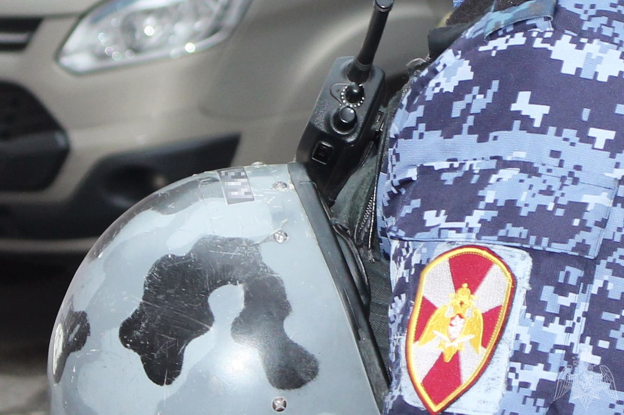 В Таганроге росгвардейцы задержали мужчину, который несколько месяцев находился в федеральном розыске