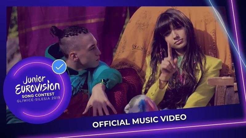 Viki Gabor Superhero Poland 🇵🇱 Official Music Video Junior Eurovision 2019