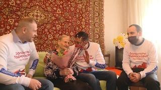 Ремонт в квартире ветерана труда Анастасии Якушевой