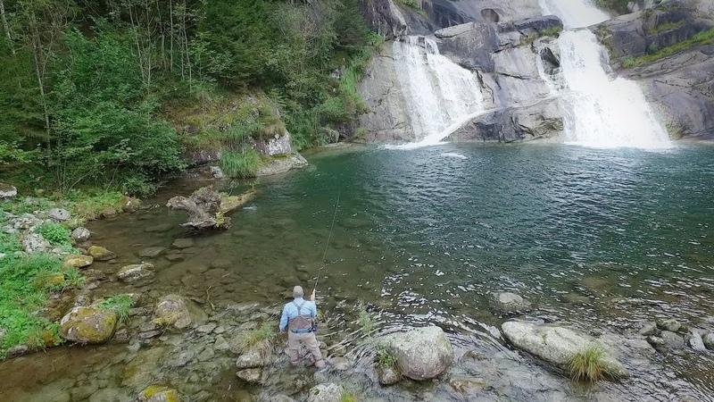 Piacere Tenkara S01E04 Dove l'acqua si riposa Where the water rests