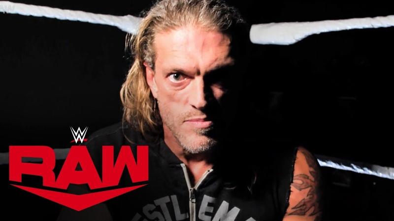 Edge vows to tear Randy Orton's life apart Raw June 22 2020