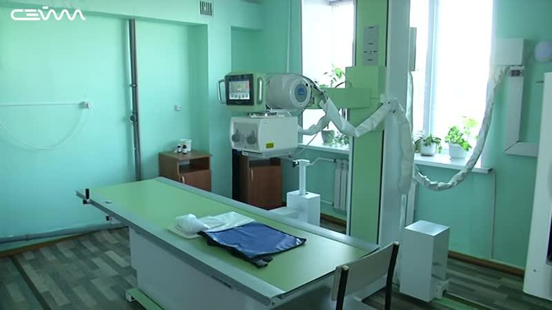 Детское отделение в Черемисиновской ЦРБ заработало по системе бережливой поликлиники