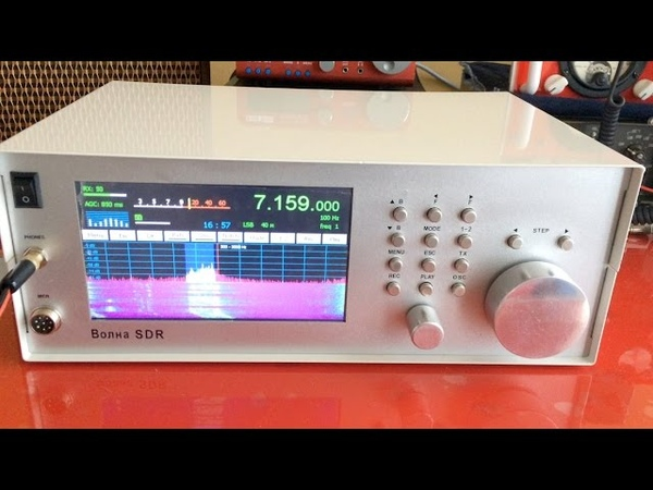 Трансивер Волна SDR Codec 24bit