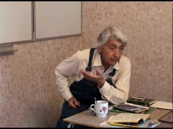 1 М.В. Оганян, большая лекция, Одинцово 2010