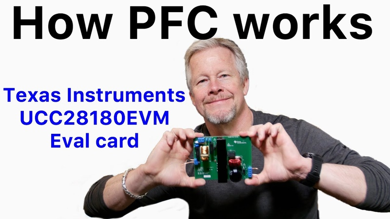 How a PFC converter Works with Texas Instruments UCC28180