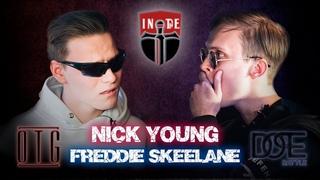 INDE-battle: OTG x DOPE - Nick Young vs  Freddie Skeelane (EPIC RAP BATTLE)