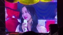 191020 TWICE(트와이스) Mina(미나) smile and crying Ending Speech