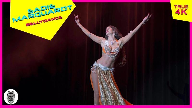 SADIE MARQUARDT epic Belly Dancer at The Massive Spectacular! True 4K