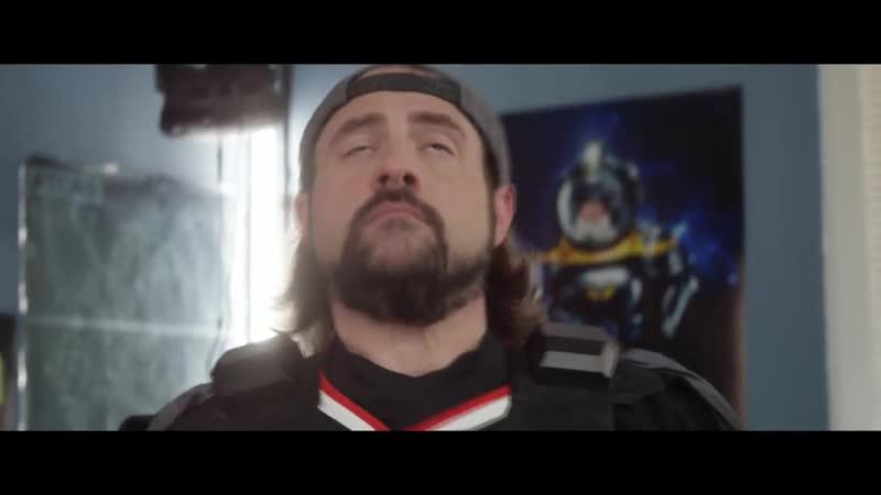 Макс Перезарядка и Бластеры Пустоты Max Reload and the Nether Blasters 2020 трейлер