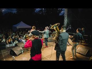 Dobranotch - Du Hast (live in St. Petersburg)