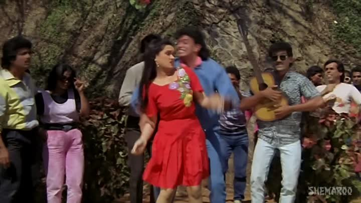 Ma Maiya Ma Maiya - Mithun Chakraborthy - Padmini Kolhapure - Hum Intezaar Karenge - Old Hindi Songs