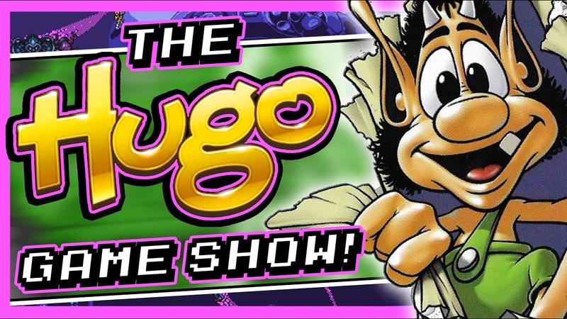 Hugo Live Videogame TV Gameshow - St1ka's Retro Corner