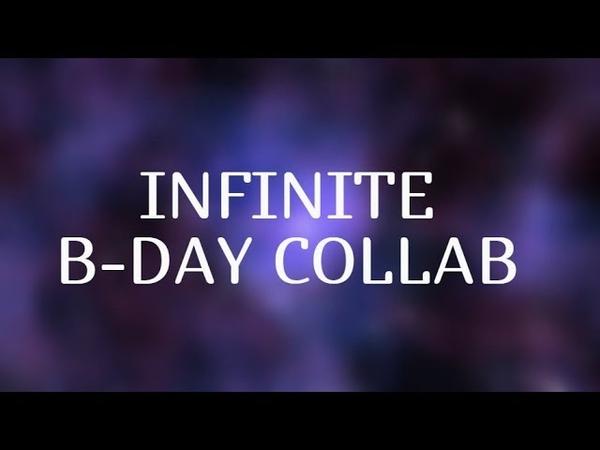 Infinite | Big Collab | 8/8 | BACKUPS OPEN | READ THE DESC