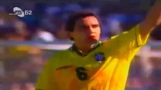 Branco 🔥 Goal and Skills 🔥 Brasil 2-0 Yugoslavia 🔥 Frendly Match 23/12/1994