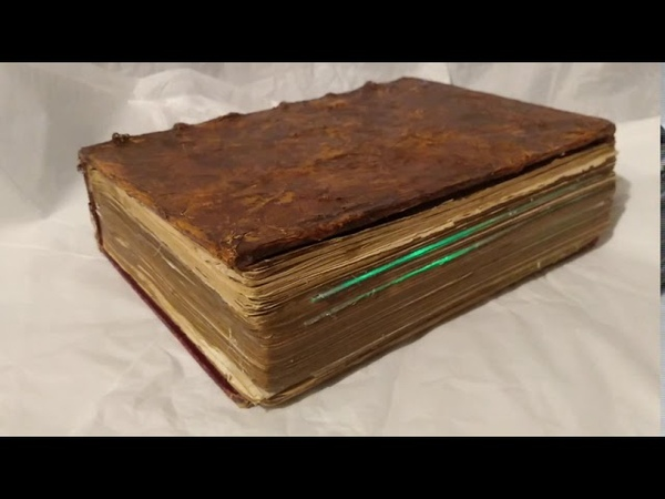 Haunted Book Video