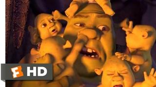 Shrek 3 реклама призервативов