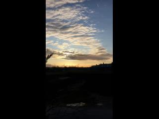 После дождливого дня мы начинаем солнечный день со звуков птиц. antalya/side турция.net<много виде