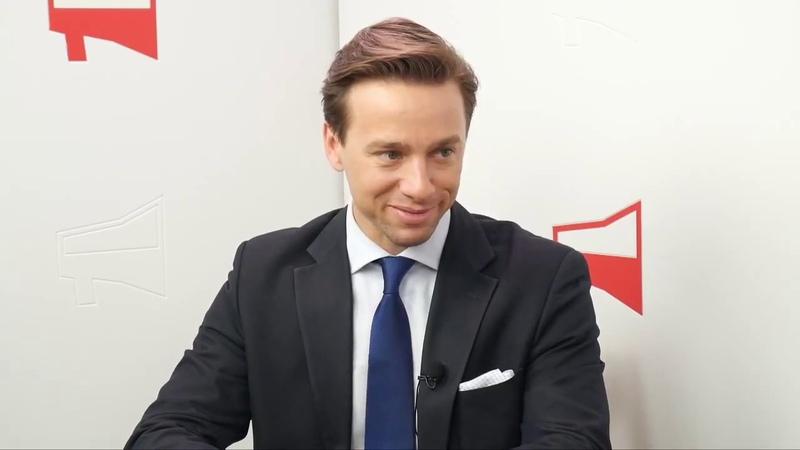 Krzysztof Bosak Nie ma silnego narodu bez zakorzenienia działania w majątku i własności