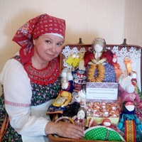 Мастерская народных кукол Макошь