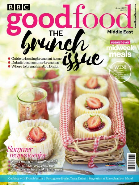 BBC Good Food Magazine 08.2019