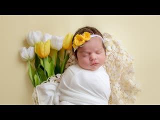 Новорожденная сьемка малышей