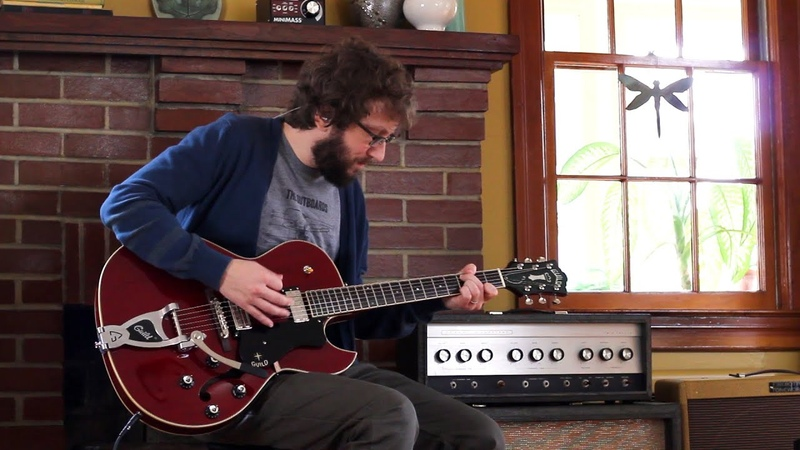 A Neil Young style Take on David Rawlings's Cumberland Gap Guitar Arrangement Lesson