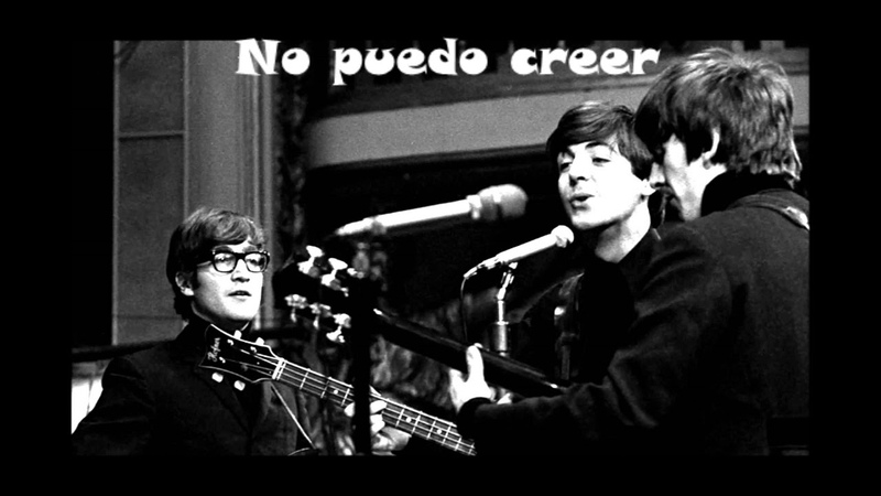 Ask Me Why The Beatles Cancion Subtitulada