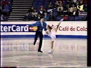 Tatiana Totmianina - Maxim Marinin Worlds 1999 SP