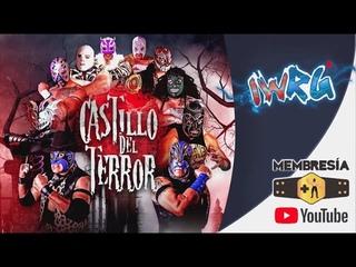 El Castillo del Terror IWRG 2020   Exclusivo en Vivo para miembros de Más Lucha (Noviembre 1, 2020)