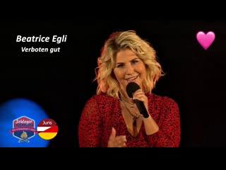 Beatrice Egli - Verboten gut (Schlagerlagerfeuer - Die Strandparty 2020)
