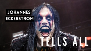 AVATAR Johannes Eckerström on New Album, Early Days, Stage Persona | Cassius Morris Show