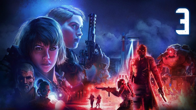 Прохождение Wolfenstein:YOUNGBLOOD - Часть 3:Фрицы