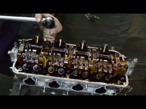 Разбор двигателя F23A