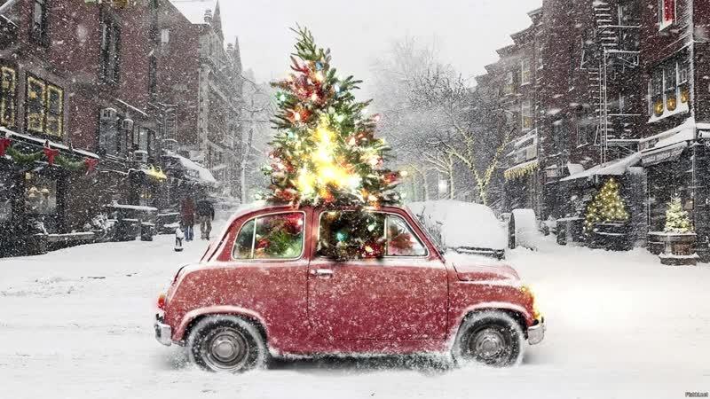 Большой Рождественский Базар Вокзал